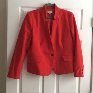 LOFT Red Blazer